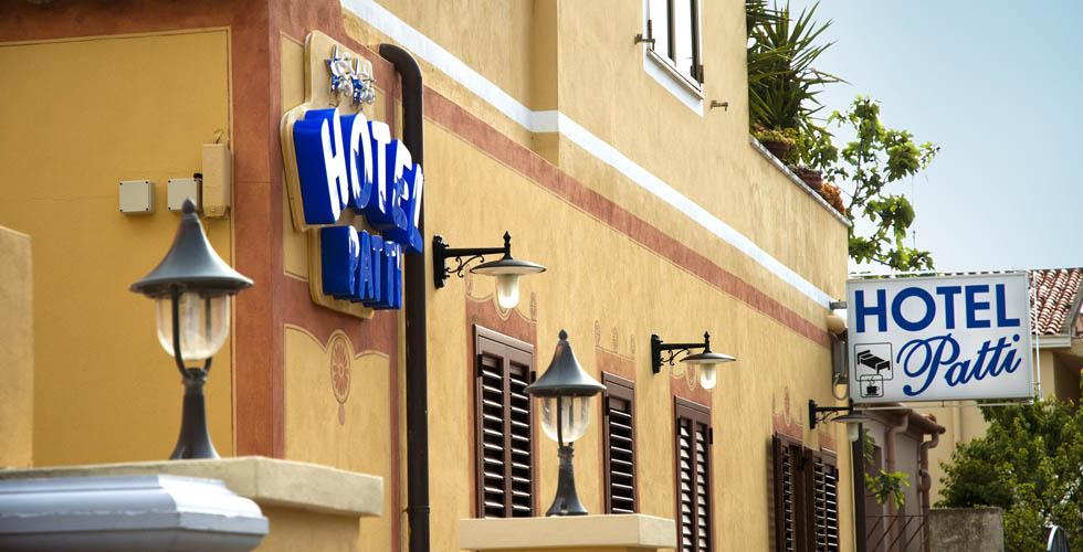 Hotel Patti Golfo Aranci